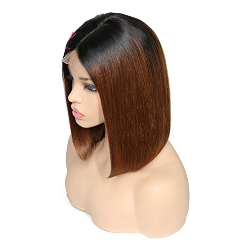 Newmarket Jacket (Betterluse Lace Front Human Hair Wigs For Black Women Brazilian Remy Hair Straight Short Bob Wigs)
