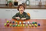 JOYIN 25 Piece Pull Back City Cars and Trucks Toy