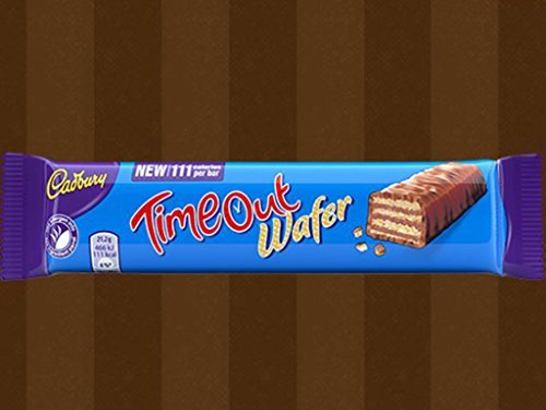Cadbury Time Out 14 Pack 224G