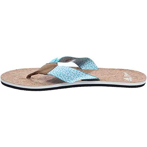 separation shoes ae871 c6b69 ... Adidas Eezay Parley Slide Sandale - Homme Non Teints, Blanc Craie, ...