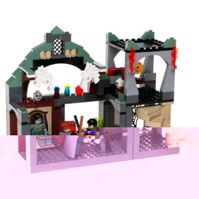 Amazon.com: LEGO Harry Potter: Lupin's Classroom: Toys & Games