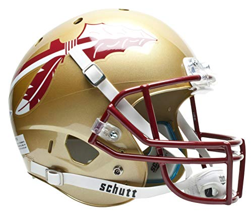 NCAA Florida State Seminoles Replica XP Helmet]()