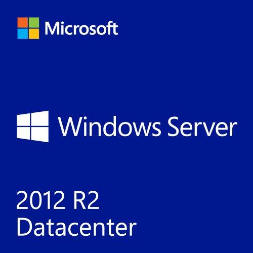 Microsoft Windows Server 2012 R2 Data Center OEM (2 CPU)