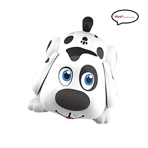 Smart Robot Robot Dog Toys, Electronic Pet Dog Interactive Robot Toy Dog Walks, Barks, Sings, Dances, Responds To Touch, kids dog toys