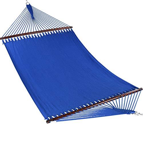 Caribbean Hammocks Jumbo 55 INCH - Soft-Spun Polyester (Dark Blue)