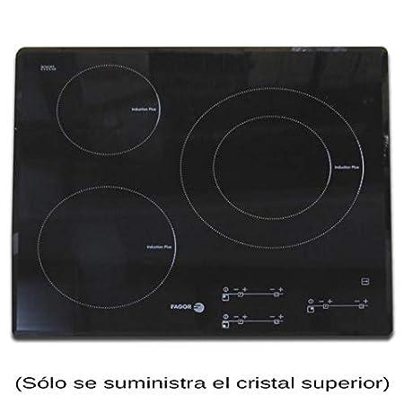 ANCASTOR Cristal VITROCERÁMICA FAGOR AS0000069. (Solo EL ...