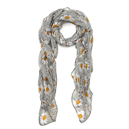 premium-daisy-floral-fashion-scarf-wrap-grey