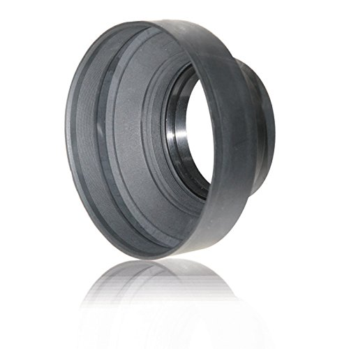 AGFA 72mm Heavy Duty Rubber Lens Hood