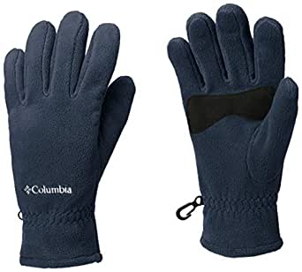 Columbia Men's Fast Trek Glove, Collegiate Navy, M