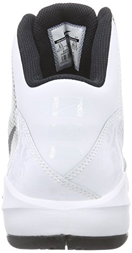 NIKE blk cl Doubt Silver Sneakers Without Rflct Gry Weiß Herren A 100 Zoom White rv4SPfr