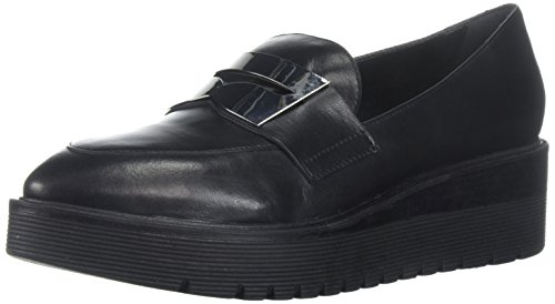 Lfl By Lust For Life Womens Tilt Penny Mocassino Nero
