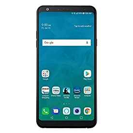 LG Stylo 4 – 32 GB – Unlocked (AT&T/Sprint/T-Mobile/Verizon) – Aurora Black – Prime Exclusive Phone