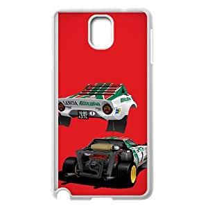 Samsung Galaxy Note 3 Cell Phone Case White Lancia Stratos JSK674616