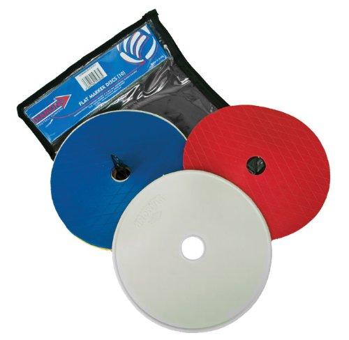 Diamond Football Company - Marcadores planos (goma), colores surtidos