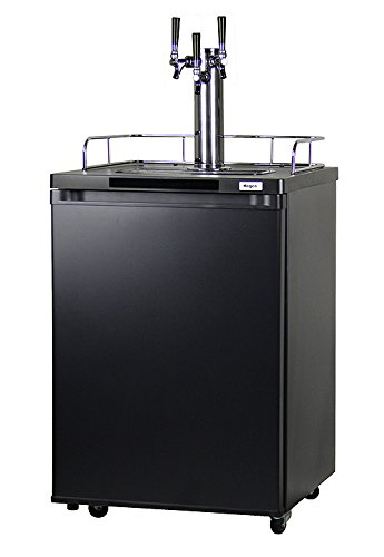 Kegco HBK209B-3 Keg Dispenser