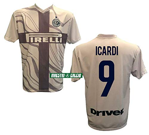 Inter Maglia Third Home Replica Ufficiale ICARDI 9 18/19 Adulto Bambino