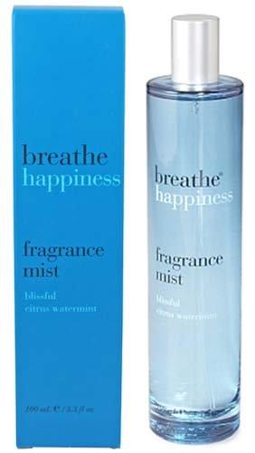 Bath & Body Works Breathe Happiness Blissful Citrus Watermint Fragrance Mist 3.3 fl oz (100 ml) ()