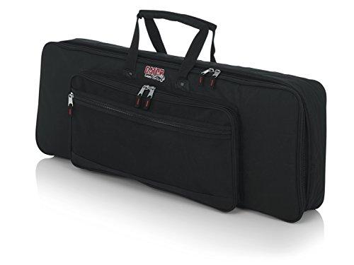 Gator Cases Padded Keyboard Gig Bag; Fits 49 Note Keyboards (GKB-49) ()