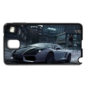 Samsung Galaxy Note 3 Impresiš®n caso de la cubierta de plš¢stico duro Need For Speed Tema E-7889