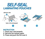 Everest Self Adhesive Laminating Pouches, Self