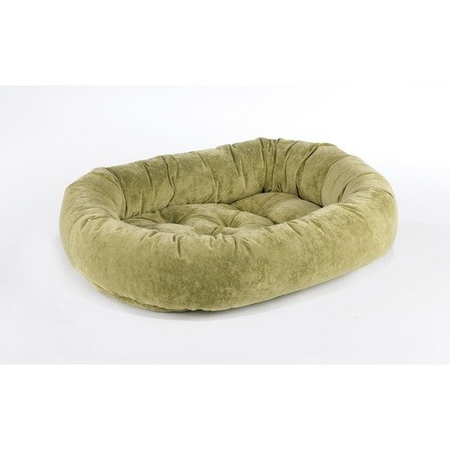 Bowsers Donut Bed, Medium, Celery