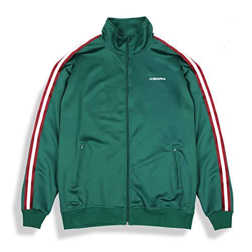 Track Agora Tape Homme Vert Jacket 8rvwEx8fq