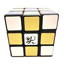 Dayan 3x3x3 V5 Zhanchi 5th Generation Speed Puzzle Magic Cube 6 Colors