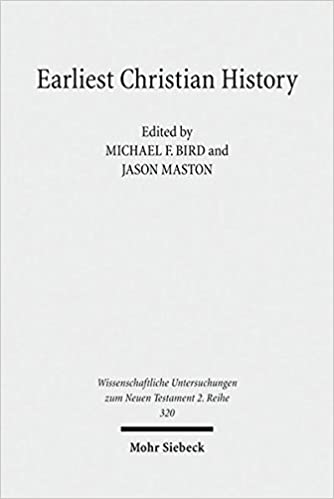 com earliest christian history history literature and  earliest christian history history literature and theology essays from the tyndale fellowship in honor of martin hengel wissenschaftliche