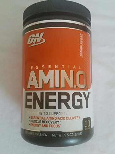 Optimum Nutrition - Essential Amino Energy Orange Cooler - 2