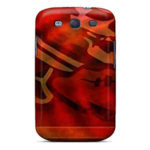 High Quality Tampa Bay Buccaneers Case For Galaxy S3 / Perfect Case