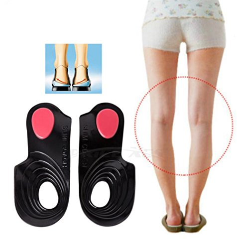 O/X Type Leg Orthopedic Insole, Correction Orthotic Support Heel Inserts, Feet Corrective Pads(L) by Price Xes (Image #5)