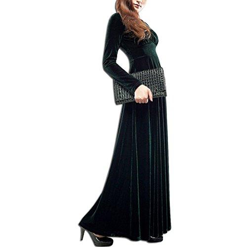 Abendkleider lang und langarm