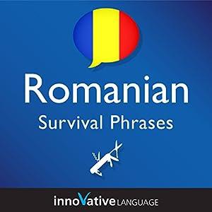 Learn Romanian - Romanian Survival Phrases, Volume 2 Audiobook