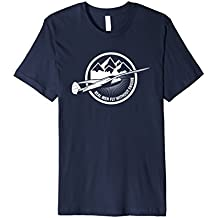 Glider T-Shirt | Real Men Fly Without Engine Gliding Shirt