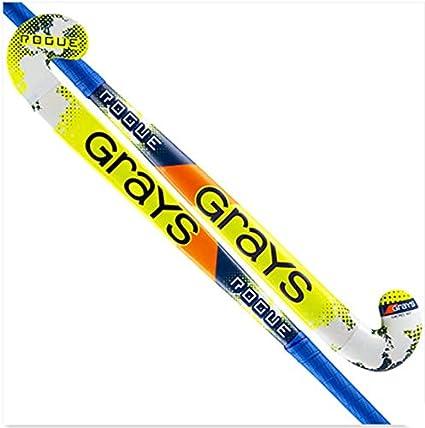 Juventud Unisex GRAYS Rogue Hockeyschl/äger Gras