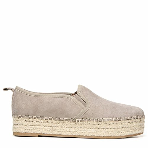 Sam Edelman Donna Carrin Espadrillas Slip-on Sneaker In Pelle Scamosciata Per Bambini
