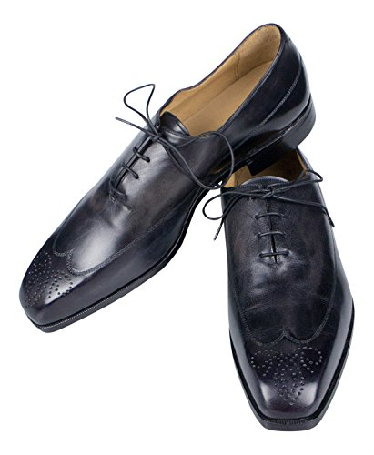berluti-black-leather-wing-tip-oxfords-dress-shoes-size-10