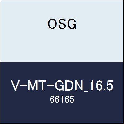 OSG ドリル V-MT-GDN_16.5 商品番号 66165
