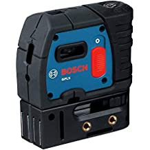 Bosch GPL5-RT 5 Point Self Leveling Alignment Laser (Renewed)