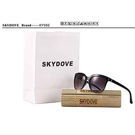 SKYDOVE Luxury Round Sunglasses Women Brand Designer 2018 Retro Alloy Sunglass