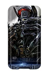 7140223K80231341 New Arrival Case Specially Design For Galaxy S5 (shockwave Transformers Dark Of The Moon)