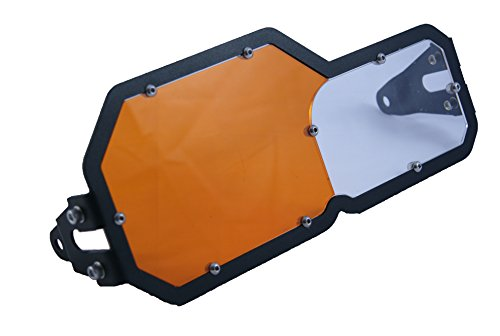GoGravel Headlight Guard for Motorcycle BMW F650 GS, BMW F700 GS, BMW F800 GS, BMW F800 GSA (Made In South Africa)