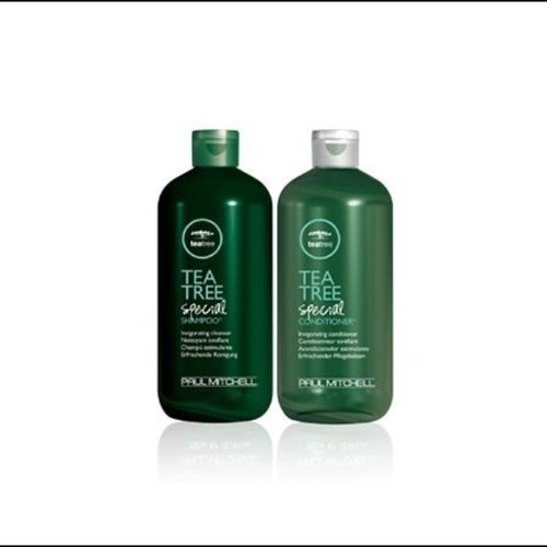 Paul Mitchell Tea Tree Special Shampoo and Conditioner 10.14oz (Tea Tree Shampoo)
