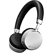 Meidong E6 Wireless Bluetooth V4.0 Aluminum Stereo on Ear...