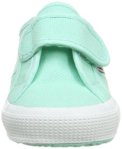 Superga 2750 Bvel - zapatilla deportiva de lona Niños^Niñas Verde (pastel green)