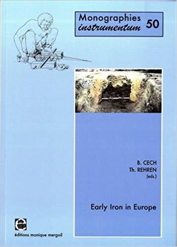 Livre gratuits en ligne Early Iron in Europe pdf