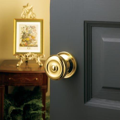 Baldwin Hardware 5020.050.MR Estate Colonial Knob Indoor Door