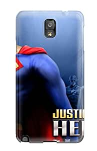 Special Design Back Justice League Phone Case Cover For Galaxy Note 3