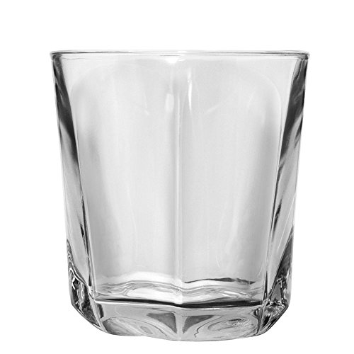 (Anchor Hocking 77790R Clarisse Stackable 12 Oz. Rocks Glass - 36 /)