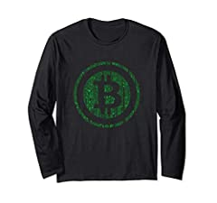 Show your passion for your cryptocurrency with the new 'Bitcoin 'BTC Digital Currency' Bitcoin Long Sleeve Shirt' from Quantum Crypto Tees. This is the perfect shirt to impress your cryptocurrency friends! We provide funny, unique and innovat...